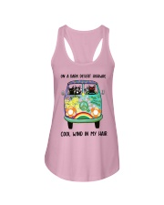 Cats On A Dark Desert Highway Cool Wind In Shirt Ladies Flowy Tank thumbnail