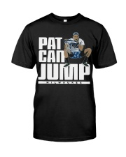 Connaughton Pat Can Jump Milwaukee Shirt Classic T-Shirt front