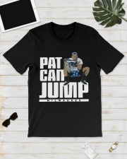 Connaughton Pat Can Jump Milwaukee Shirt Classic T-Shirt lifestyle-mens-crewneck-front-17