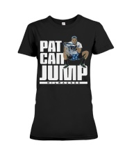Connaughton Pat Can Jump Milwaukee Shirt Premium Fit Ladies Tee thumbnail