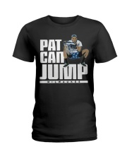 Connaughton Pat Can Jump Milwaukee Shirt Ladies T-Shirt thumbnail