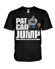 Connaughton Pat Can Jump Milwaukee Shirt V-Neck T-Shirt thumbnail