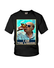Jim Lahey I Am The Liquor Shirt Youth T-Shirt thumbnail