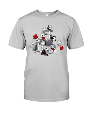 Pennywise Horror Kitties Shirt Classic T-Shirt tile