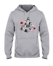 Pennywise Horror Kitties Shirt Hooded Sweatshirt thumbnail