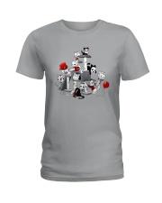 Pennywise Horror Kitties Shirt Ladies T-Shirt thumbnail