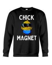 Easter Chicken Chick Magnet Shirt Crewneck Sweatshirt thumbnail
