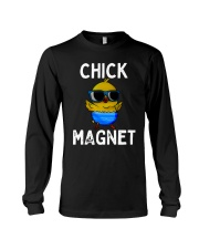 Easter Chicken Chick Magnet Shirt Long Sleeve Tee thumbnail