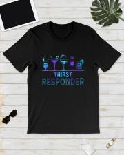 Thirst Responder Shirt Classic T-Shirt lifestyle-mens-crewneck-front-17