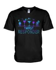 Thirst Responder Shirt V-Neck T-Shirt thumbnail