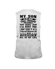 My Son Is My Baby Today Tomorrow Hurt You Shirt Sleeveless Tee thumbnail