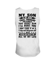 My Son Is My Baby Today Tomorrow Hurt You Shirt Unisex Tank thumbnail