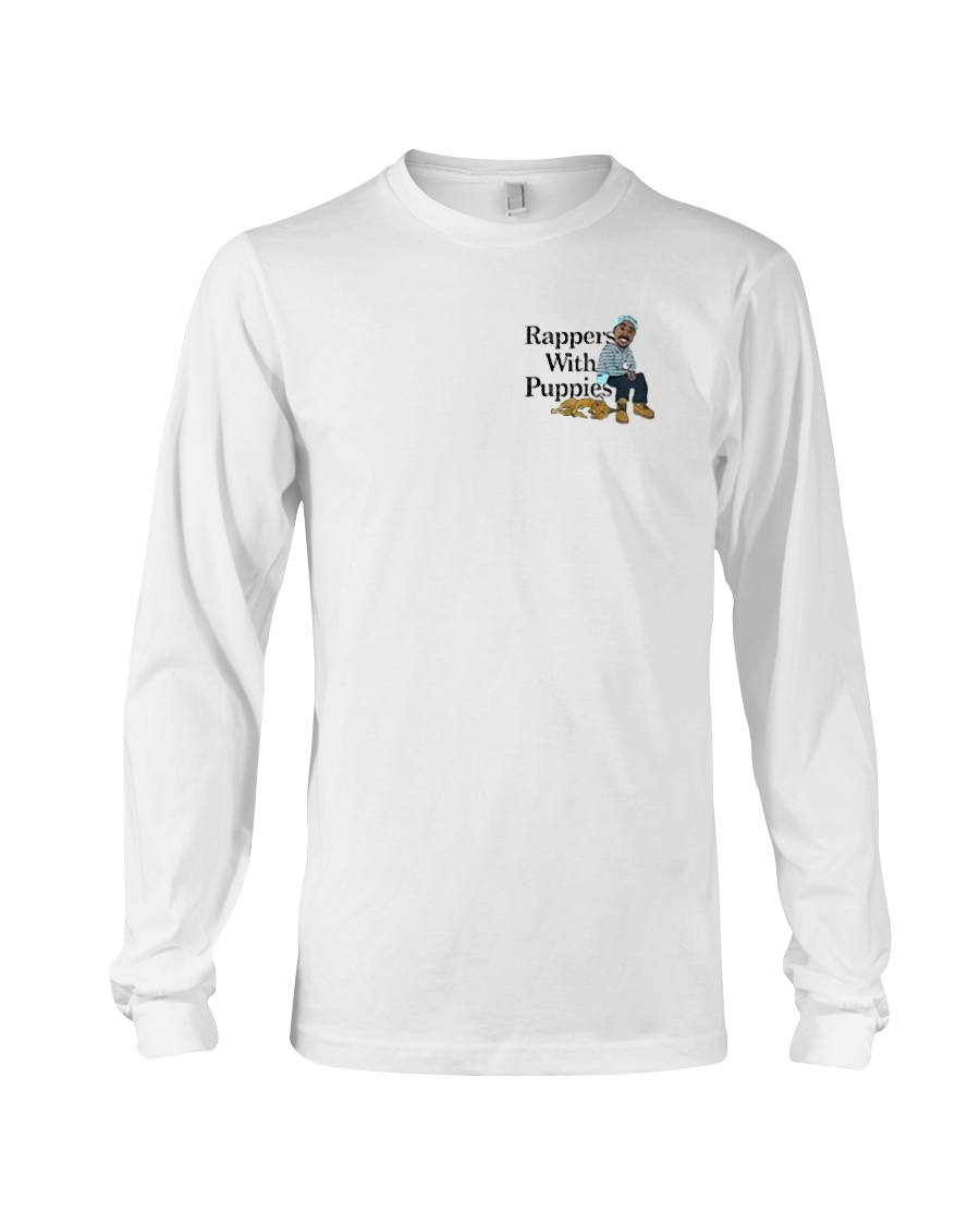 Rappers With Puppies Shirt Zumiez Long Sleeve Tee