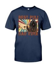 Vintage Best Puli Dad Ever Shirt Classic T-Shirt tile