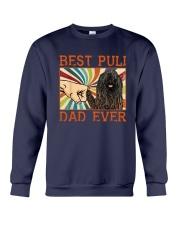 Vintage Best Puli Dad Ever Shirt Crewneck Sweatshirt thumbnail