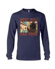 Vintage Best Puli Dad Ever Shirt Long Sleeve Tee thumbnail