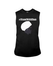 IstandWithIlhan Shirt Sleeveless Tee thumbnail