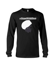 IstandWithIlhan Shirt Long Sleeve Tee thumbnail