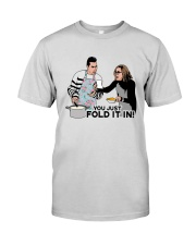 You Just Fold It In Shirt Premium Fit Mens Tee thumbnail