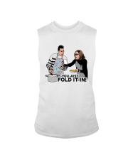 You Just Fold It In Shirt Sleeveless Tee thumbnail