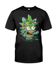 Among Worlds Rick And Morty T Shirt Classic T-Shirt front