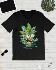 Among Worlds Rick And Morty T Shirt Classic T-Shirt lifestyle-mens-crewneck-front-17