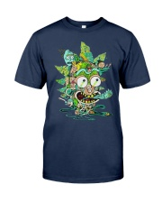 Among Worlds Rick And Morty T Shirt Classic T-Shirt tile