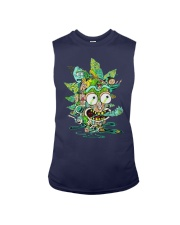Among Worlds Rick And Morty T Shirt Sleeveless Tee thumbnail