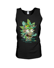 Among Worlds Rick And Morty T Shirt Unisex Tank tile