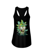 Among Worlds Rick And Morty T Shirt Ladies Flowy Tank thumbnail