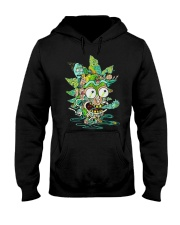 Among Worlds Rick And Morty T Shirt Hooded Sweatshirt thumbnail