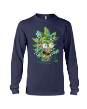 Among Worlds Rick And Morty T Shirt Long Sleeve Tee thumbnail