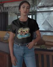 Peace Love Weenies Shirt Classic T-Shirt apparel-classic-tshirt-lifestyle-05