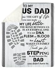 "To My Dad  Sherpa Fleece Blanket - 50"" x 60"" thumbnail"