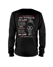 October My Life Long Sleeve Tee thumbnail