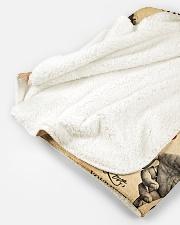 "To My Husband Sherpa Fleece Blanket - 50"" x 60"" aos-sherpa-fleece-blanket-50x60-lifestyle-front-11B"