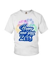 Youth New Year Youth T-Shirt thumbnail