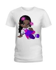 Lil Cutie Pie Ladies T-Shirt thumbnail