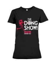 kfan dong gong t shirt Premium Fit Ladies Tee thumbnail