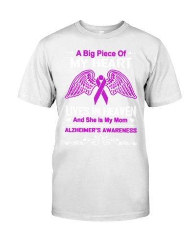 Alzheimers Awareness My Mom Lives In Heaven