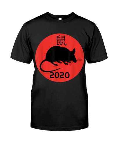 YEAR OF THE RAT 2020 CHINESE ZODIAC LUNAR NEW YEAR