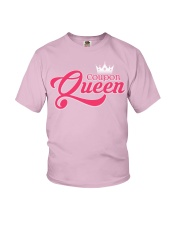 Coupon Queen Youth T-Shirt thumbnail