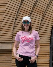 Coupon Queen Ladies T-Shirt lifestyle-women-crewneck-front-4