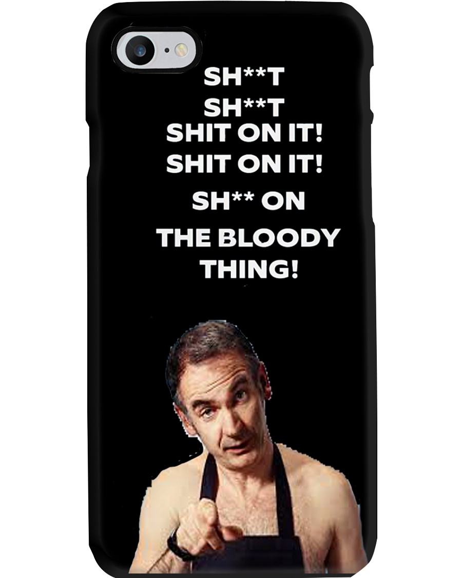 SHIT ON IT - FRIDAY NIGHT DINNER PHONE CASE Phone Case