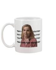 May i use the facilties Mug back