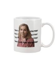 May i use the facilties Mug front