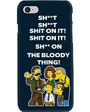 Friday Night Dinner - Shit on It Phone Case i-phone-7-case