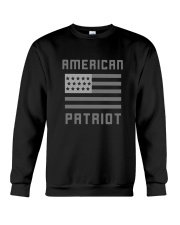 American Patriot Tactical Style Flag Crewneck Sweatshirt thumbnail