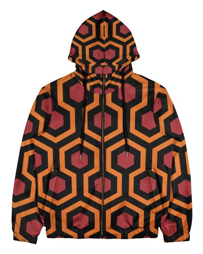 Overlook Hotel The Shining Carpet Hoodie All Over