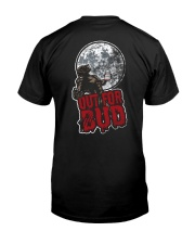 out for bud Premium Fit Mens Tee back
